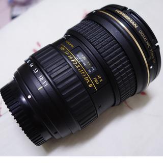 [鏡頭][廣角] Tokina 11-16mm f2.8 AT-X116 Pro DX II for Nikon