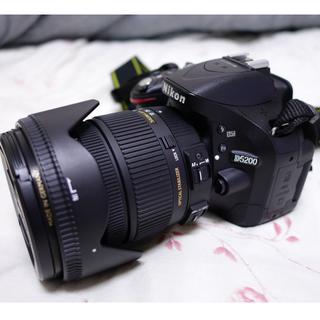 [機+鏡] Nikon D5200 + Sigma 17-50mm f2.8 + 16G SDHC class 10 x2 (快門數4112)