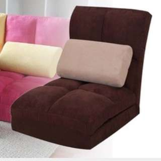 Self Collect Recliner Sofa Bed Dark Brown