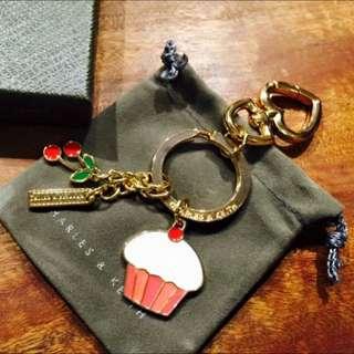 ✖️Charles&keith鑰匙圈包包吊飾