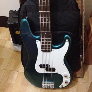 全新全配 電貝斯 金屬碧綠 Bass