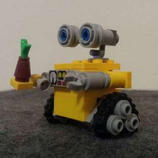 Lego DIY Mini Wall E