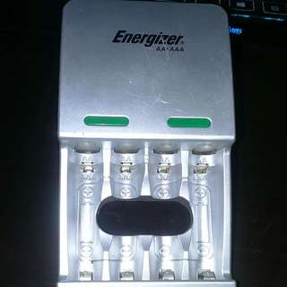 Energizer AA/AAA Battery Charger