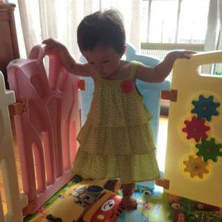 二手carters女寶寶裙子
