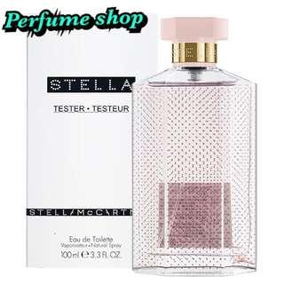 《小平頭香水店》 Stella McCartney 同名 女性淡香水 100ml TESTER