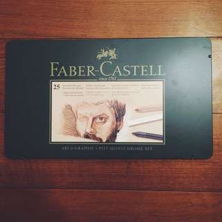 德國帶回(含運)🔰德國Faber藝術家等級繪筆-綠色專家系列