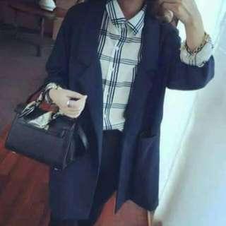 👉含運👈韓版西裝無扣式外套💟