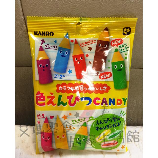 甘樂-鉛筆糖80g #G10