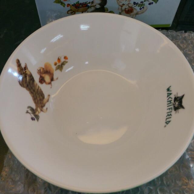 瓦奇菲爾德-陶瓷碗