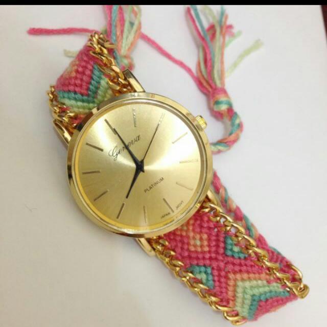 編織民俗手錶🎉