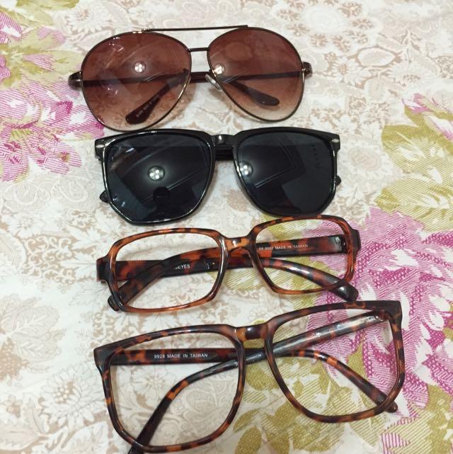 太陽眼鏡/鏡框