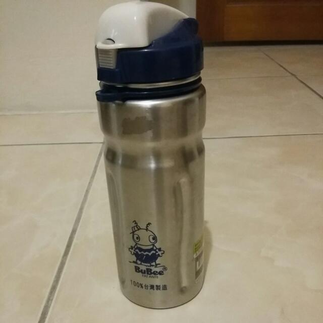 💛二手出清💛金星超耐摔臺灣製造運動水瓶 0.6L