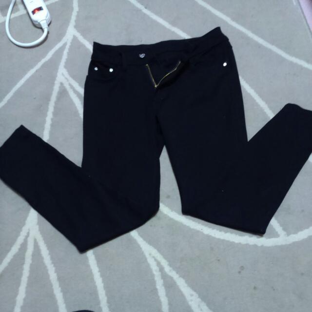 【降價】黑色褲子×2