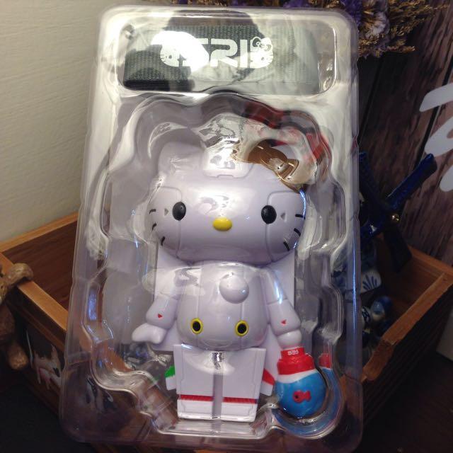 含郵  Robot Kitty 未來樂園 證件套