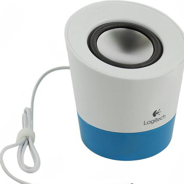 06f5a89694f Brand New!! Ocean Blue Logitech Z50 Multimedia Speaker!, Electronics ...