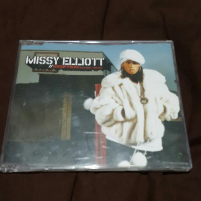 Missy Elliot Gossip Folks