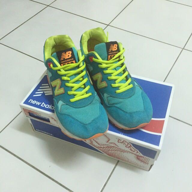 NB580 女鞋