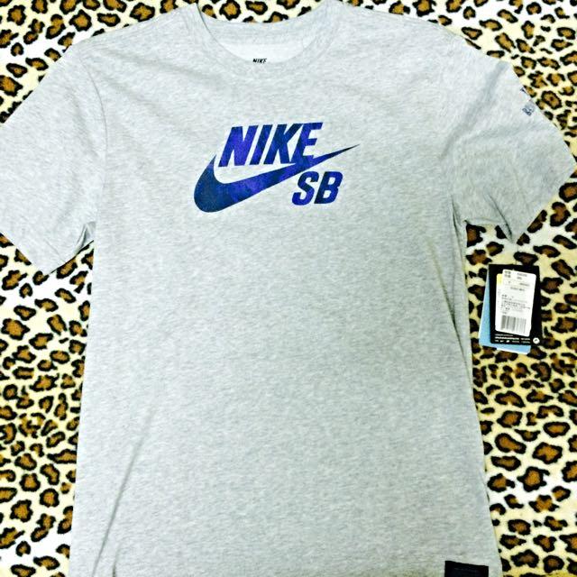 Nike Sb 基本款logo T