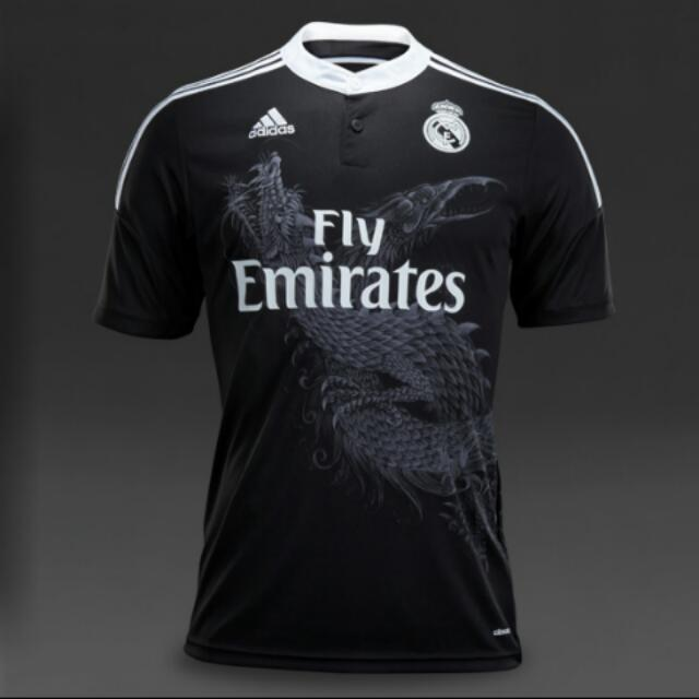 512237e4a real madrid black kit Football Cleats of 2019