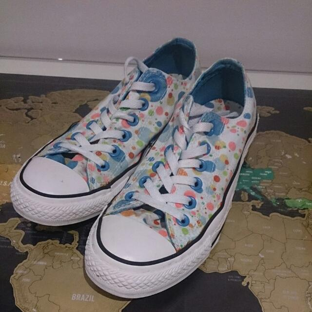 Spotty Converse Sneakers