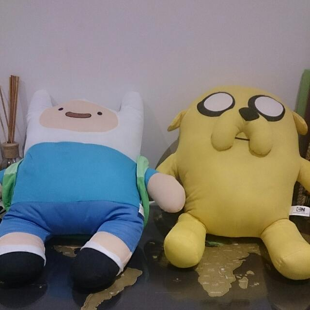 Talking Finn And Jake Toys