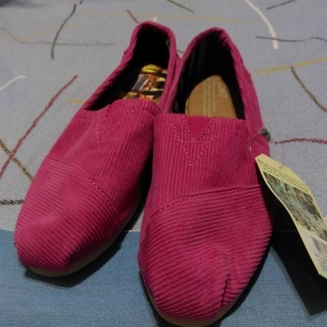 *降售*TOMS鞋