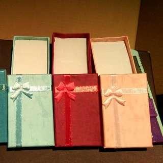 項鍊戒指禮物盒(中小)