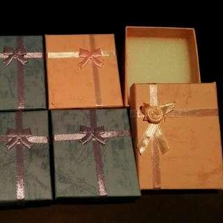 項鍊戒指禮物盒(中)