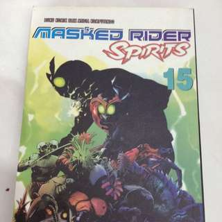 Masked Rider Spirits 15