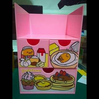 蛋黃哥收納櫃(粉紅色)