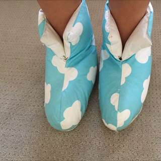Cloud Slippers