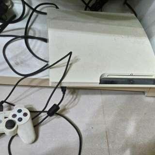 PS3 320GB 同捆機