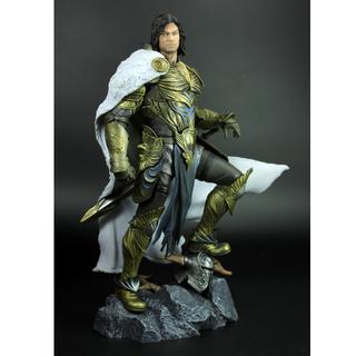 PC魔法門英雄無敵7典藏版獅鷲大公爵伊萬公仔模型(高約 26cm)