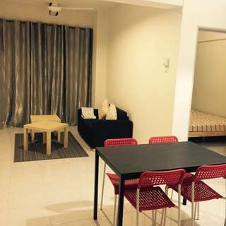 Main Place USJ21 Fully Furnished with Car Park
