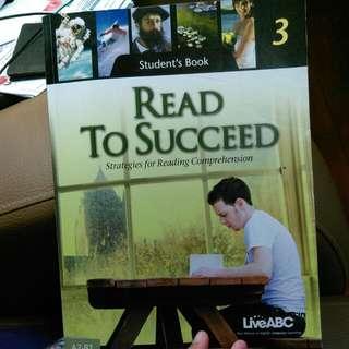 英文課本 READ TO SUCCEED