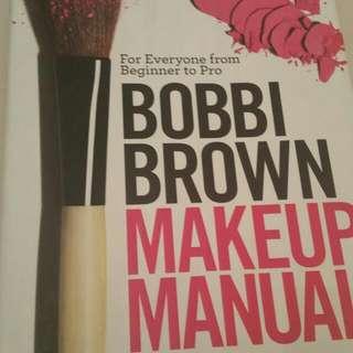 BOBBI BROWN MAKE-UP MANUAL