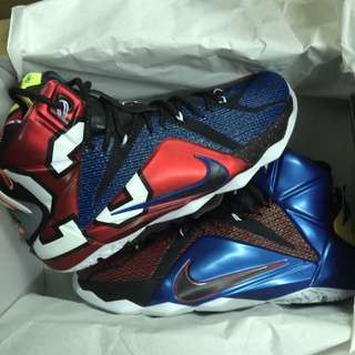 What The Lebron 12