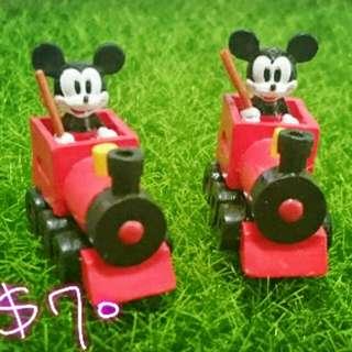 迪士尼米奇小火車
