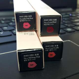 -RESERVED- Laneige X Playnomore Intense Lip Gel  [Limited Edition]