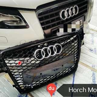 Audi A4 B8 Honeycomb Grille.