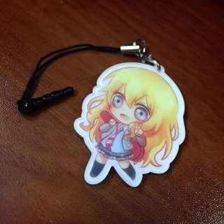 Shigatsu Wa Kimi No Uso Keychain