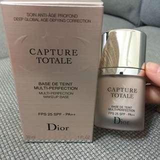 Dior迪奧逆時飾底乳