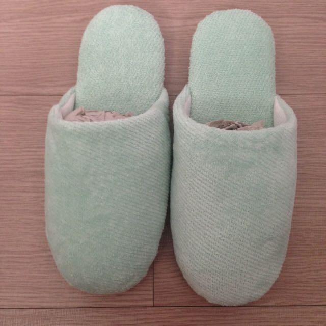 可水洗式室內拖鞋