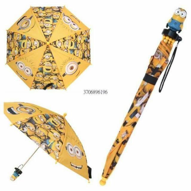 小小兵雨傘~日本帶回