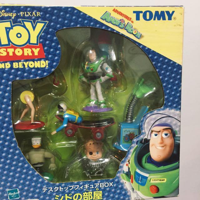 玩具總動員 絕版 阿薛房間