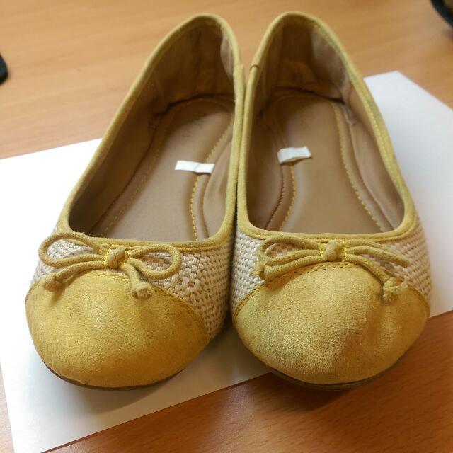 ✨降✨Allice 專櫃娃娃鞋🎀
