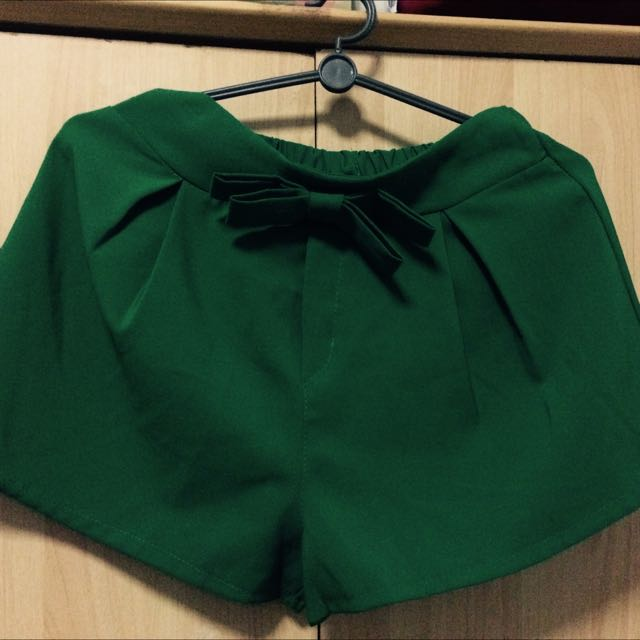 Cute Green Short