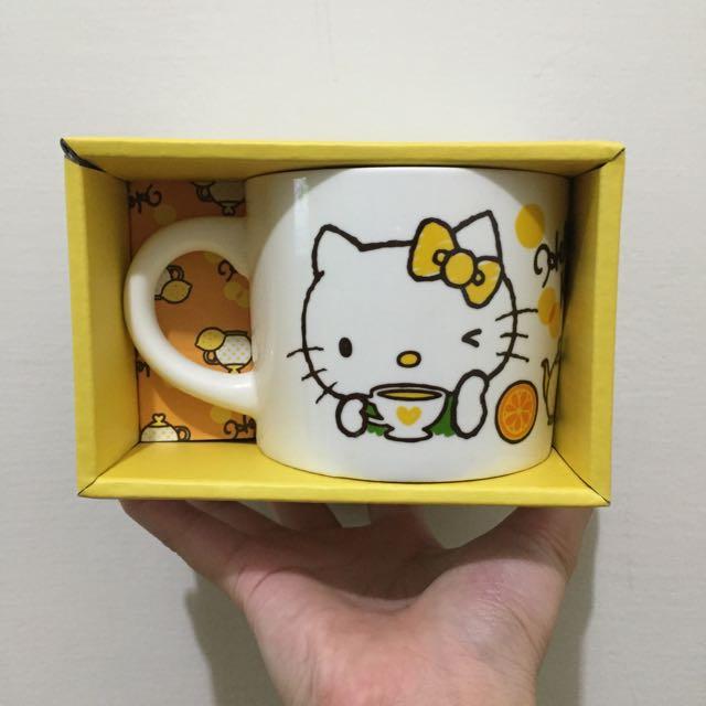 午後紅茶☕️Hello Kitty馬克杯