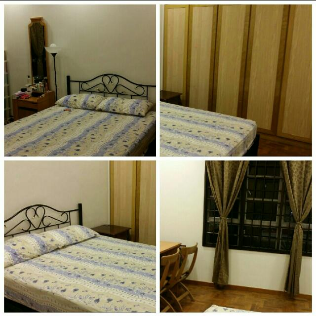 Master Bedroom @ Azalea Park Condo