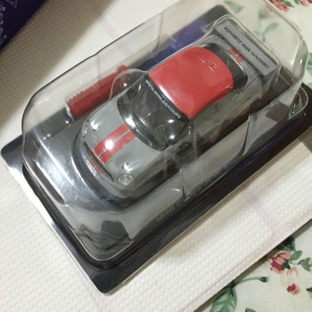 交換Mini Cooper 7-11 模型車(保留中)